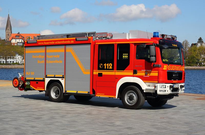 Feuerwehr Eckernförde Einsatz Heute